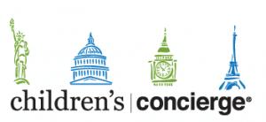 DMR client Children's Concierge logo