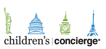 DMR client Children's Concierge logo